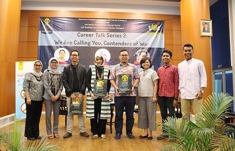FPsi UI Gelar Workshop Career Day