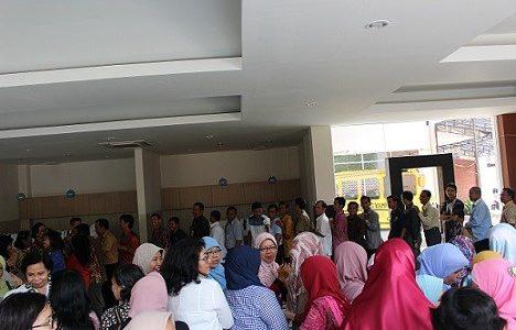"Sambut Ramadhan,Tarhib FPsi UI Mengusung Tema ""Menjalankan Ramadhan dengan ketakwaan"""
