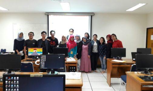 Kegiatan Information Literacy bagi mahasiswa FPsi UI