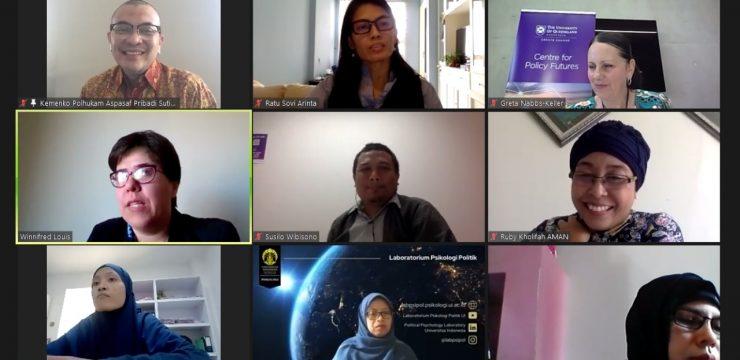 UI – University Queensland Pererat Kolaborasi Riset