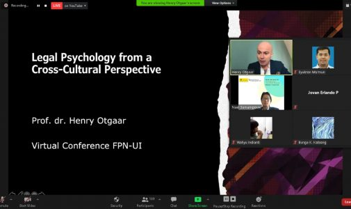 Virtual Conference 2020:  Psychology From A Cross-Cultural Perspective